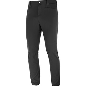 Salomon Wayfarer Tapered Pants Men, black